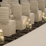 -M & A ceremony candles