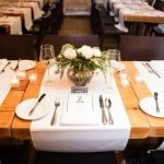 -j & s table setting