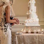-m & a cake cutting